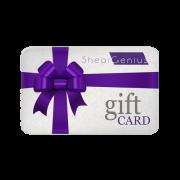 Shear Genius Salon Gift Card
